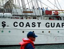 U.S. Coast Guard Getty