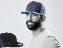 Jose Bautista's New Era collection