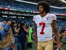 Colin Kaepernick FILES Sept. 29/16
