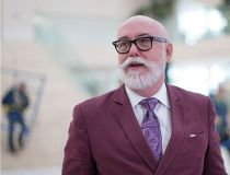 City councillor and police commission member Scott McKeen.