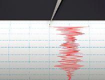 Seismograph instrument earthquake Getty