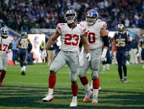 Rashad Jennings Oct. 23/16
