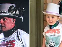 Gord Downie Halloween costume