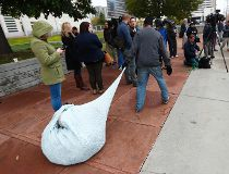 denver homeless sweep