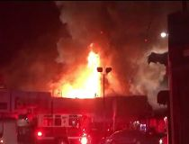 Oakland warehouse fire