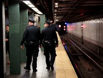 NYPD subway