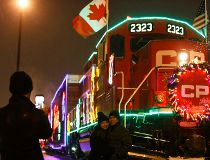 CP Holiday Train's stop_1