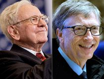 Buffett, Gates, Zuckerberg