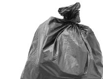 getty garbage bag