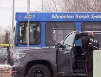 police shooting gunman clareview ernie russell ETS bus