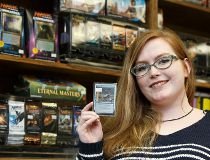 Kim Lewis Magic: The Gathering