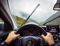 10 tips to remember when you're driving in the rain