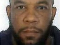 This undated file photo released by the Metropolitan Police, shows Khalid Masood, who authorities identified as the man who mowed down pedestrians and stabbed a policeman to death outside Parliament March 22, 2017, in London.