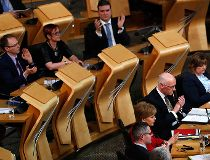 Scottish vote - Getty