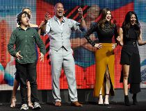 Baywatch cast at CinemaCon