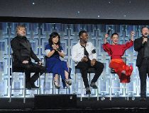 Star Wars: The Last Jedi Panel At The 2017 Star Wars Celebration
