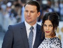 Channing Tatum and his wife Jenna Dewan