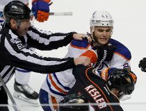 Oilers Ducks Kassian Kesler