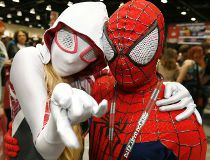 Spiderman Calgary Comic Con CROPPED 2017