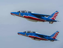 Aircraft of the Patrouille de France