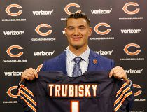 Mitchell Trubisky April 28/17