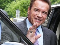 Arnold Schwarzenegger FILES May 21/17
