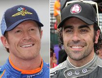 Scott Dixon, Dario Franchitti