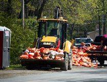 Cleanup at Constance Bay