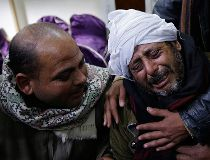 Egypt bus attack victims mourned