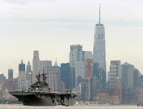 The USS Kearsarge