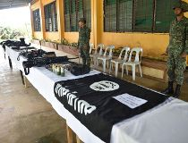 Marawi ISIS Flags