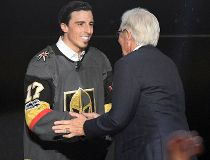 Golden Knights Fleury