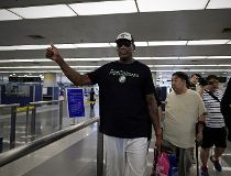 Rodman in North Korea