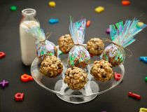 Cereal balls