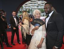 Helen Mirren with 50 Cent