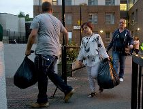 Taplow residential tower block residents evacuated