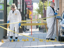 Shooting on Rideau Street