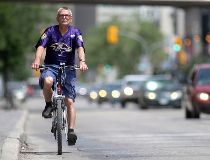 Winnipeg cyclist