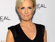In this Dec. 2, 2014, file photo, Mika Brzezinski arrives at the Ninth Annual Women of Worth Awards in New York. (AP)
