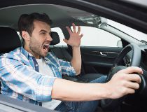 Road rage is getting worse – and more dangerous