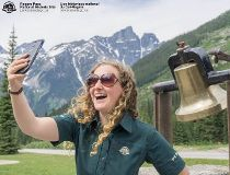 Parks Canada Youth Worker