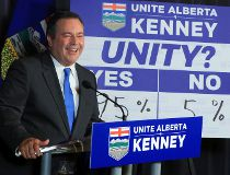 Jason Kenney PC Wildrose Merger