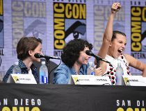 Stranger Things Comic-Con