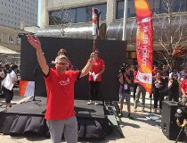 Canada Games torch