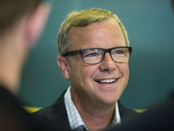 With Brad Wall gone, the energy sector needs a new defender