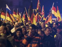 Germany protest FILES Aug. 13/17