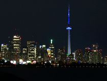 The CN Tower. (Dave Abel, Toronto Sun)