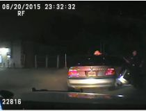 Dashcam video strip search