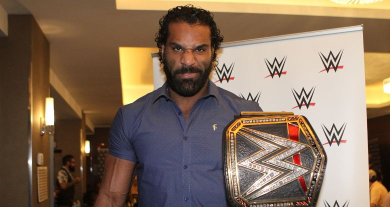 I want to be an all-time great: Calgary's Jinder Mahal is the face of WWE