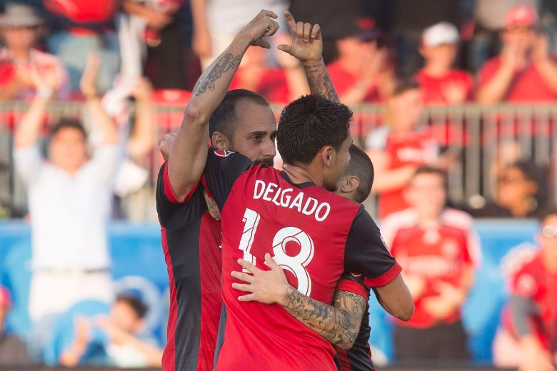 Toronto FC a force to be reckoned with, and the Fire know it
